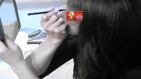【〝初めての貸出〟妻と彼氏の完全プライベート交尾動画:REN激イキ・ナカダシ&尻射】淫妻REN:NTR個撮