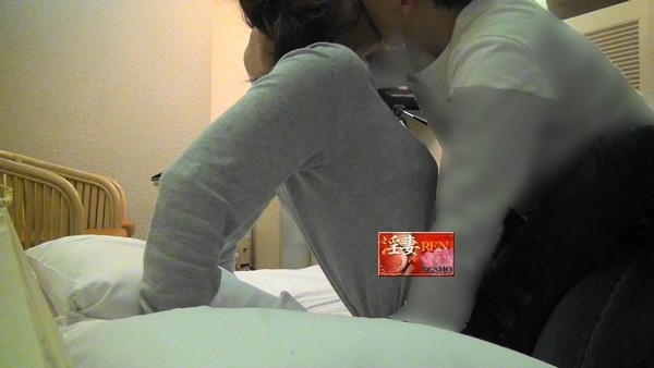 【神奈川まで彼氏に逢いに行く欲望淫妻:サディスティックタフガイ交尾!】淫妻REN:NTR個撮