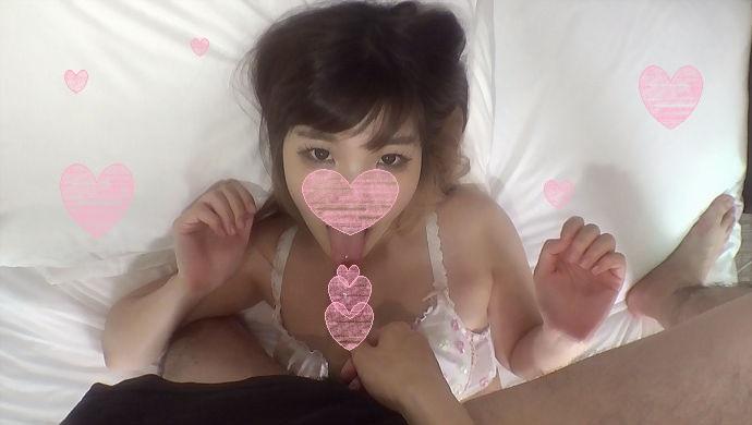 FC2 PPV 1100873 SS grade Loli beautiful breasts & beauty big tits 添 lie down nipples licking handjob pink