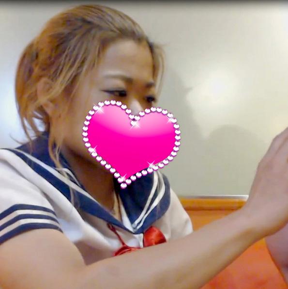 【個人撮影09】元ヤン、ブスギャルにセーラー服を着させて生ハメ!